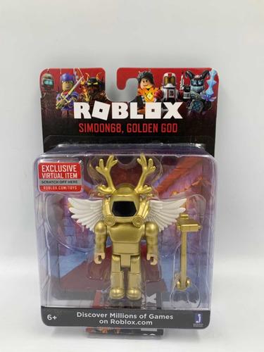 Roblox Simoon68 Golden God