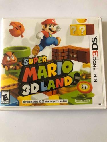 Super Mario 3d Land Juego Para Nintendo 3ds