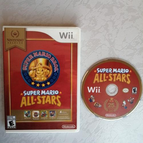 Super Mario All Stars Juegazo Para Tu Wii Chécalo
