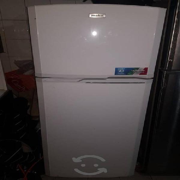 refrigerador y estufa