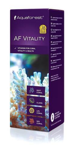 Aquaforest Vitality 10ml Suplemento Para Corales