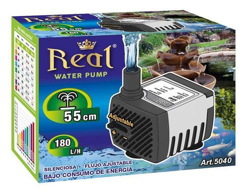 Bomba Agua Sumergible Fuente Pecera Acuario 180l/h 55cm 5040