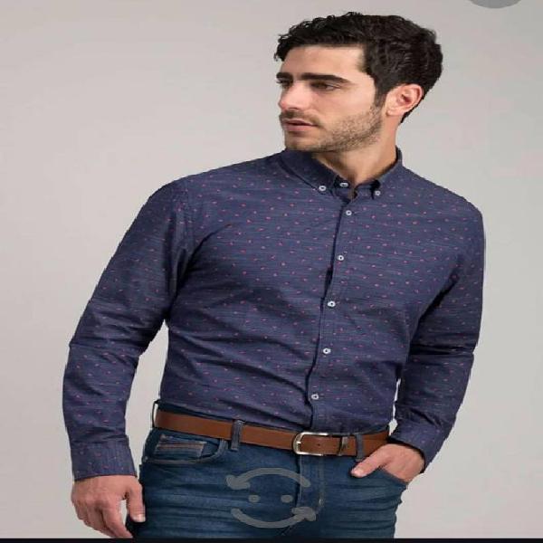 Camisas Men's Fashion