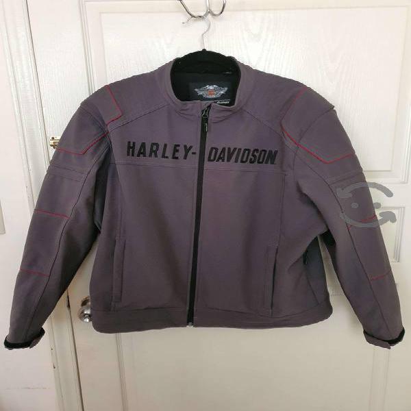 Chamarra con calefacción Harley Davidson
