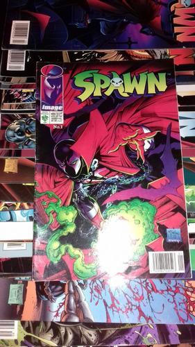 Comics Spawn 33 Tomos Del 1 Al 2 Y Del 4 Al 34