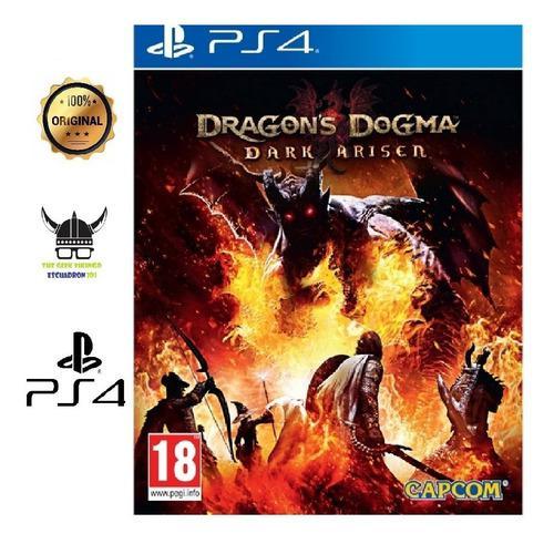 Dragon's Dogma: Dark Arisen Ps4 Juego Nuevo