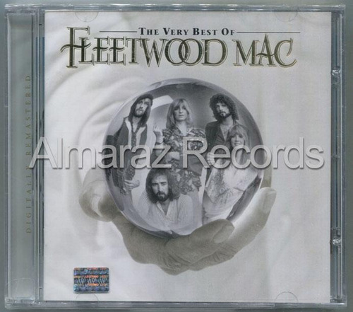 Fleetwood Mac The Very Best Of Fleetwood Mac Cd