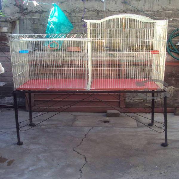 Jaula grande para canarios o alguna otra ave
