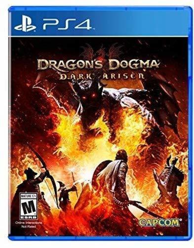 Juego Dragon's Dogma: Dark Arisen Para Playstation 4 Nuevo