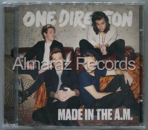 One Direction Made In The A.m. Cd - 13 Tracks