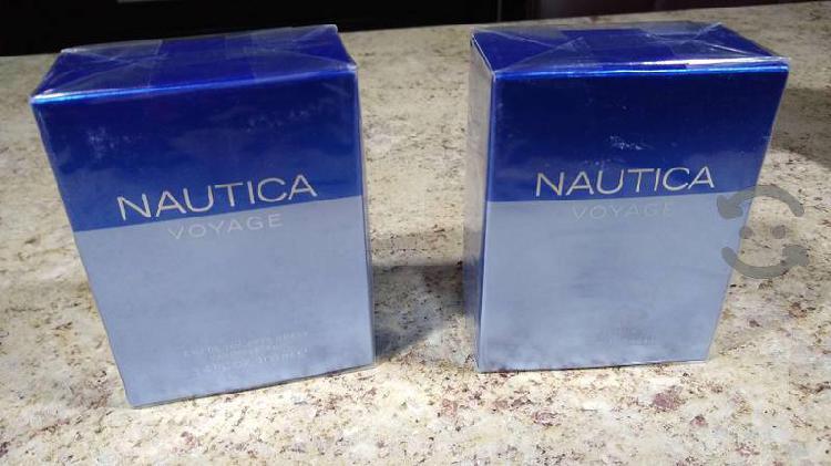 Perfume náutica Voyage sellados originales 100 ml