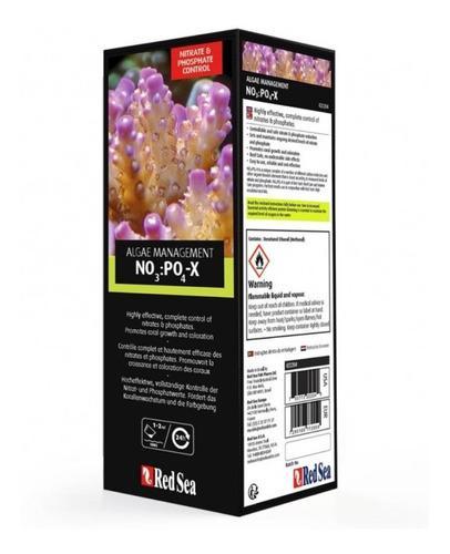 Reductor De Nitrato Y Fosfato Red Sea Nopox 500ml