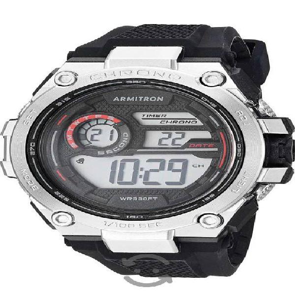 Reloj Armitron sport chrono nuevo