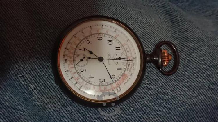 Reloj Cronografo de Bolsillo