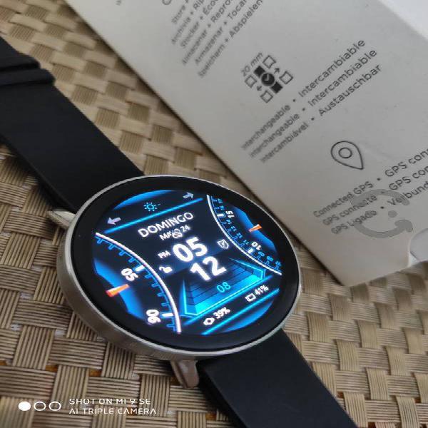 Reloj Smartwatch GPS