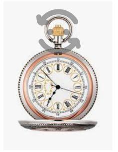 Reloj de bolsillo (Reloj de Napoleón)