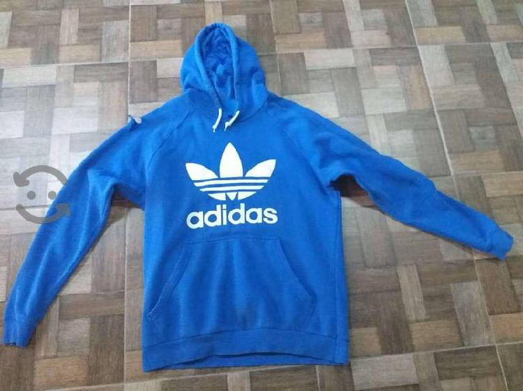 Sudadera Adidas Talla XL original con detalle