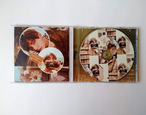 Taehyung | Recopilación Solos/covers | Álbum Físico | Bts