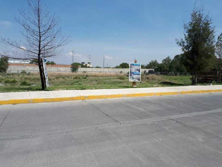 Terreno Comercial en renta sobre Bulevar Paseos de Chavarria