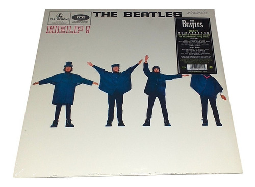 The Beatles - Help! (vinilo, Lp, Vinil, Vinyl)