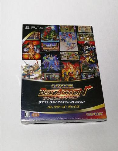 Videojuego Belt Action Collection Ed. Play 4 Capcom 7 Juegos