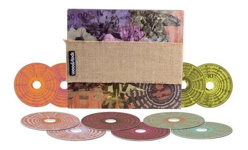 Woodstock Back To The Garden Edicion 50 Aniversario Cd