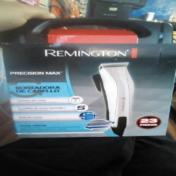 cortadora de cabello marca remington