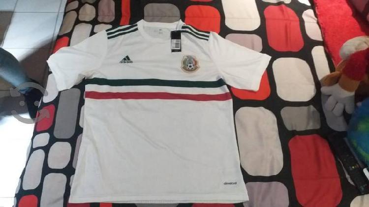 playera de la seleccion mexicana Adidas original