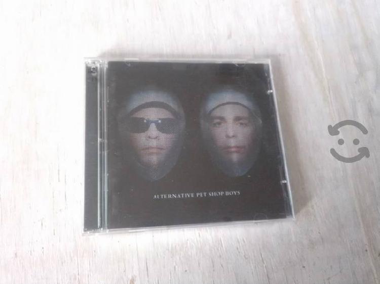 CD Doble de Pet Shop Boys Alternative