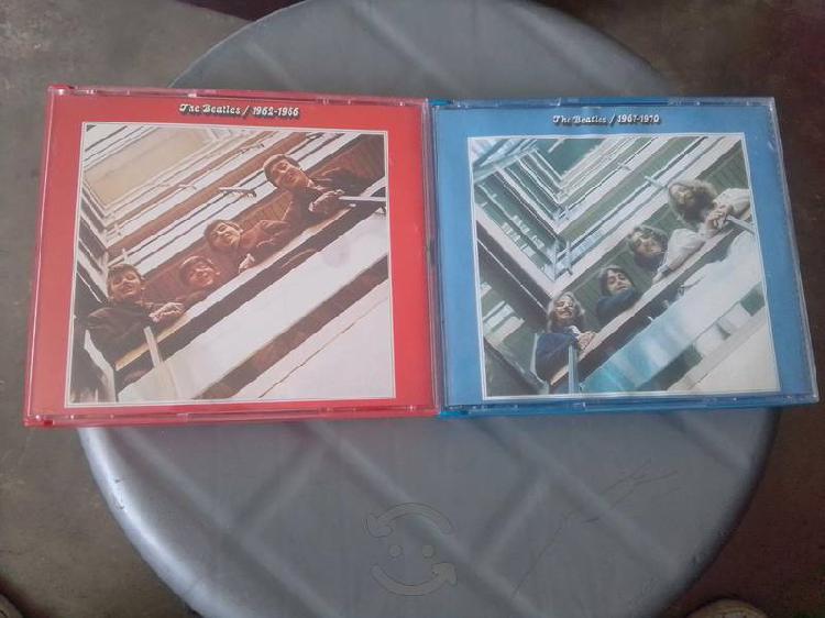 CDs Dobles Beatles