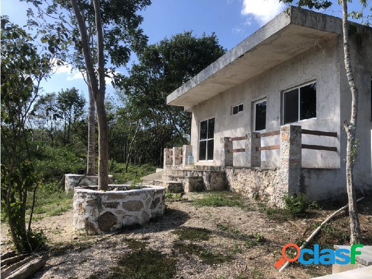 Casa de campo en venta en Hunukú