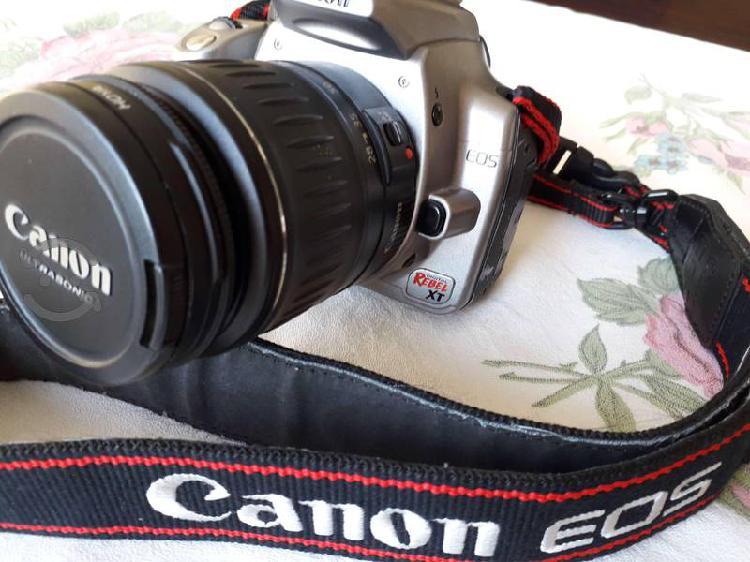 Cámara fotográfica CANON EOS Rebel XT