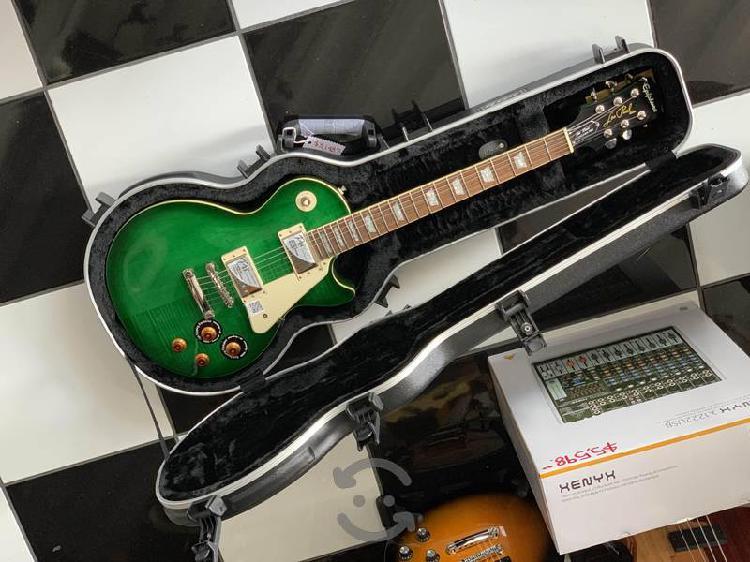 Estuche para guitarra les Paul Gibson etc