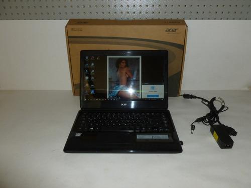 Laptop Acer Aspire E Hibrida Ssd120 Gb Y Dd Gb