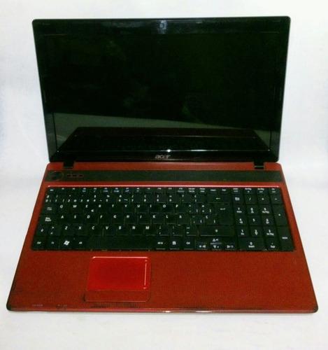 Laptop Acer Aspire z 15 Funciona Al 100%