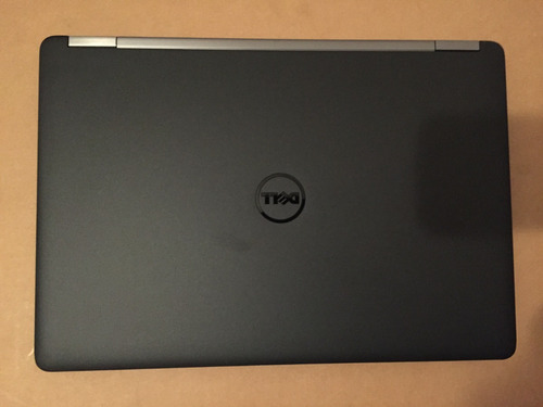 Laptop Dell Latitude E Ultrabook I7 6ta Gen 8ram Ssd 256