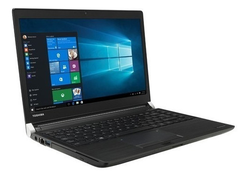 Laptop Toshiba Portege Intel Iu 8gb 1 Tb Win 10 Pro