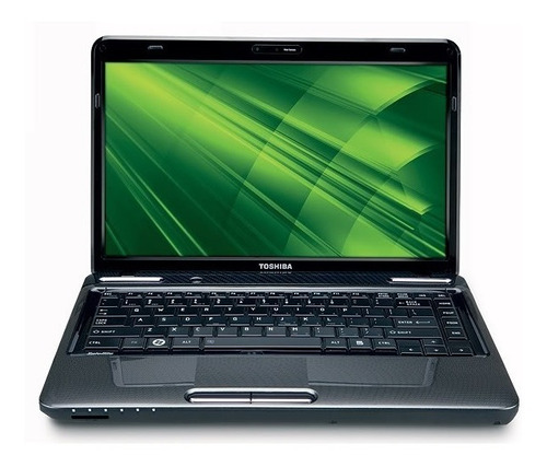 Laptop Toshiba Turion Il Dual Core 14 PuLG 320 Gb 4 Gb Ram