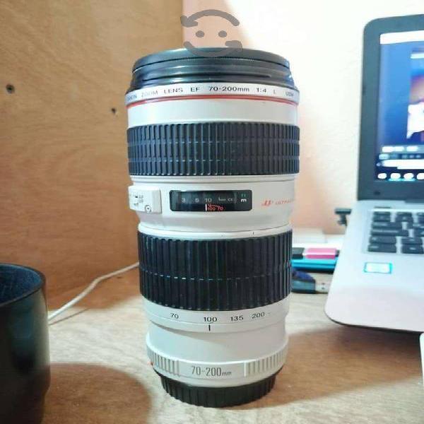 Lente Canon 70-200 f4
