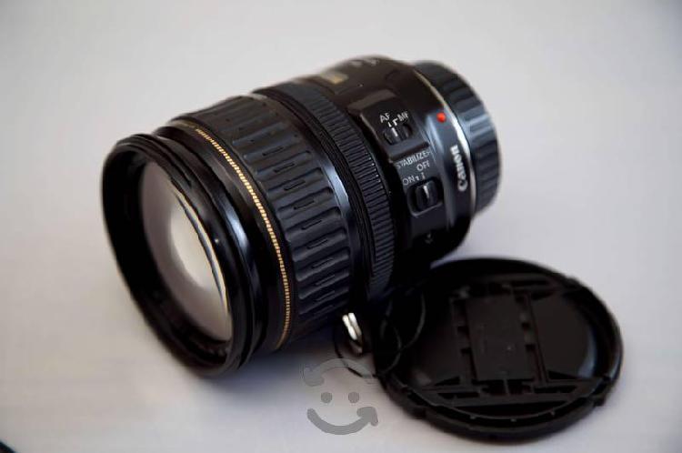 Lente Canon Ef 28-135mm F / 3.5-5.6