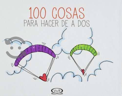 Libro 100 Cosas Para Hacer De A Dos - Dalia F. W