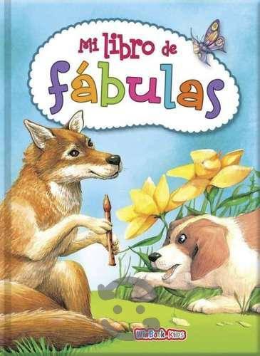 Libro Infantil Fabulas Para Aprender Cuentos Valo