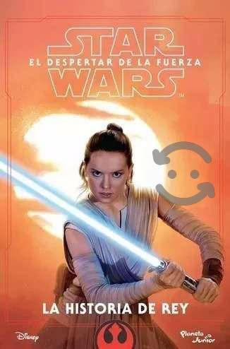 Libro Star Wars_ La Historia Del Rey_ Disney