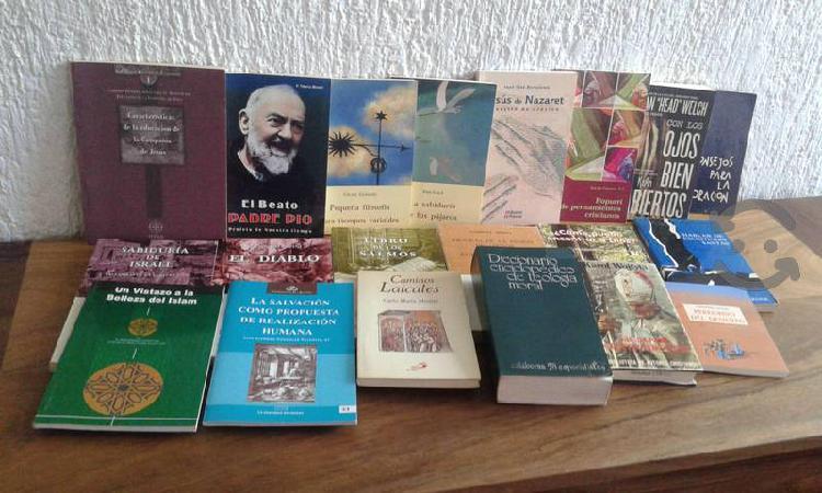 Libros de espiritualidad, religión y teología