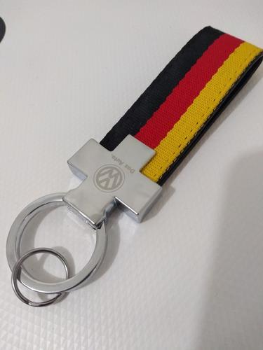 Llavero Volkswagen Alemania Tsi Gti R Line Vw Jetta Clasico