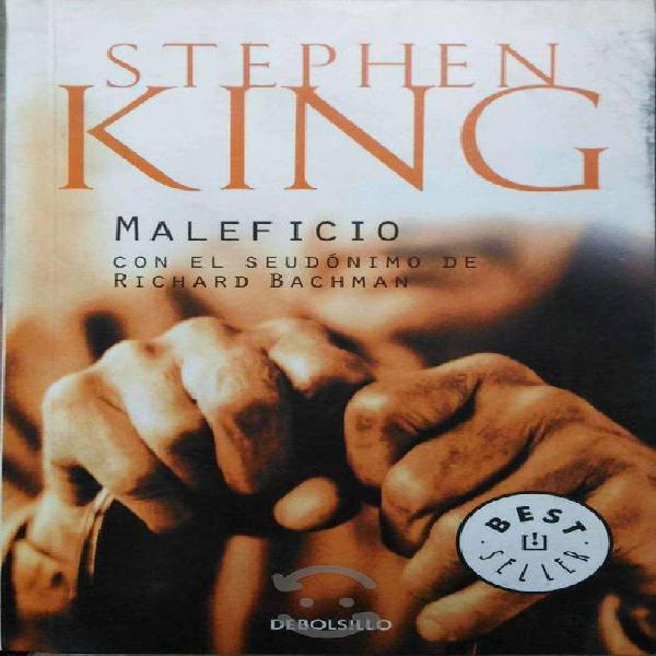Maleficio stephen,king sigmarlibros