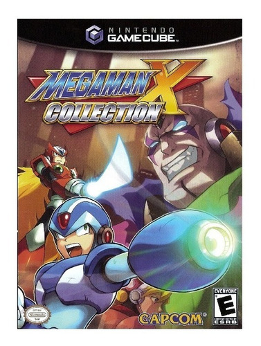 Mega Man X Collection Nintendo Gamecube Seminuevo