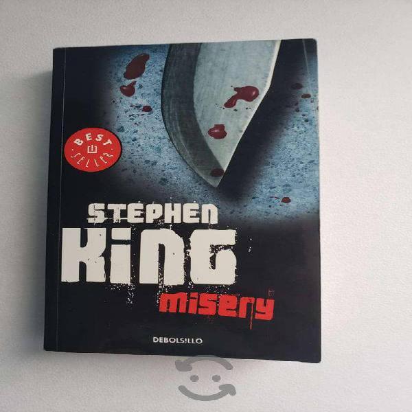 Misery - Stephen King - Debols!llo - Buen Estado