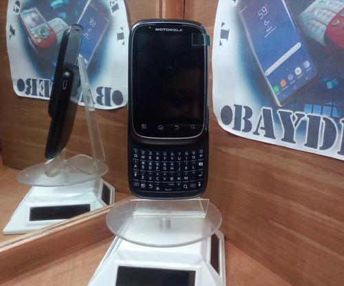 Motorola Xt300 Negro Movistar