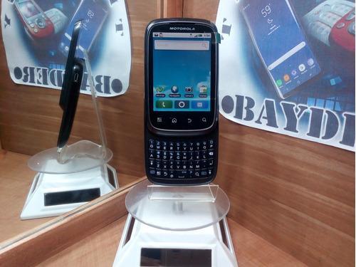Motorola Xt300 Negro Movistar -- Envío Gratis --